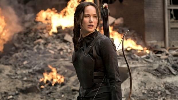 Katniss Everdeen could be returning - even Jennifer Lawrence looks a little shocked