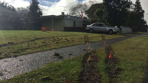 Two children struck by car in Waiuku