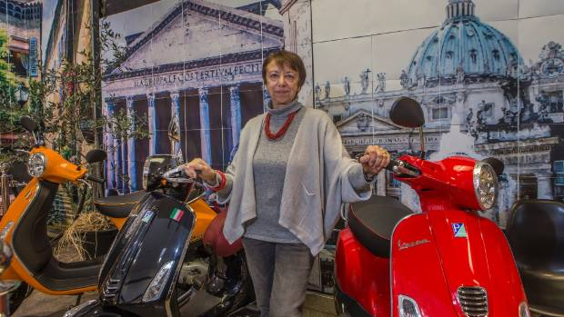 Wilma Laryn has organised the first Ciao Italia festival to strengthen the connection between Christchurch and Italy.