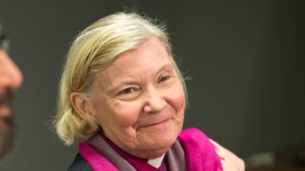 """Bishop Victoria Matthews says the church will be in """"serious trouble"""" if the damage is worse than anticipated, or there ..."""