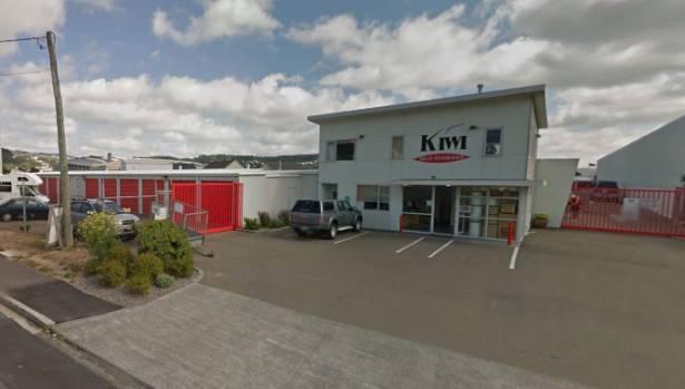 The Kiwi Self Storage facility in Kilbirnie, February 2015.