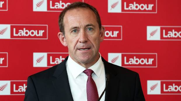 Leader of the Opposition Andrew Little may be encouraged by the survey's findings that more than half of people under 40 ...
