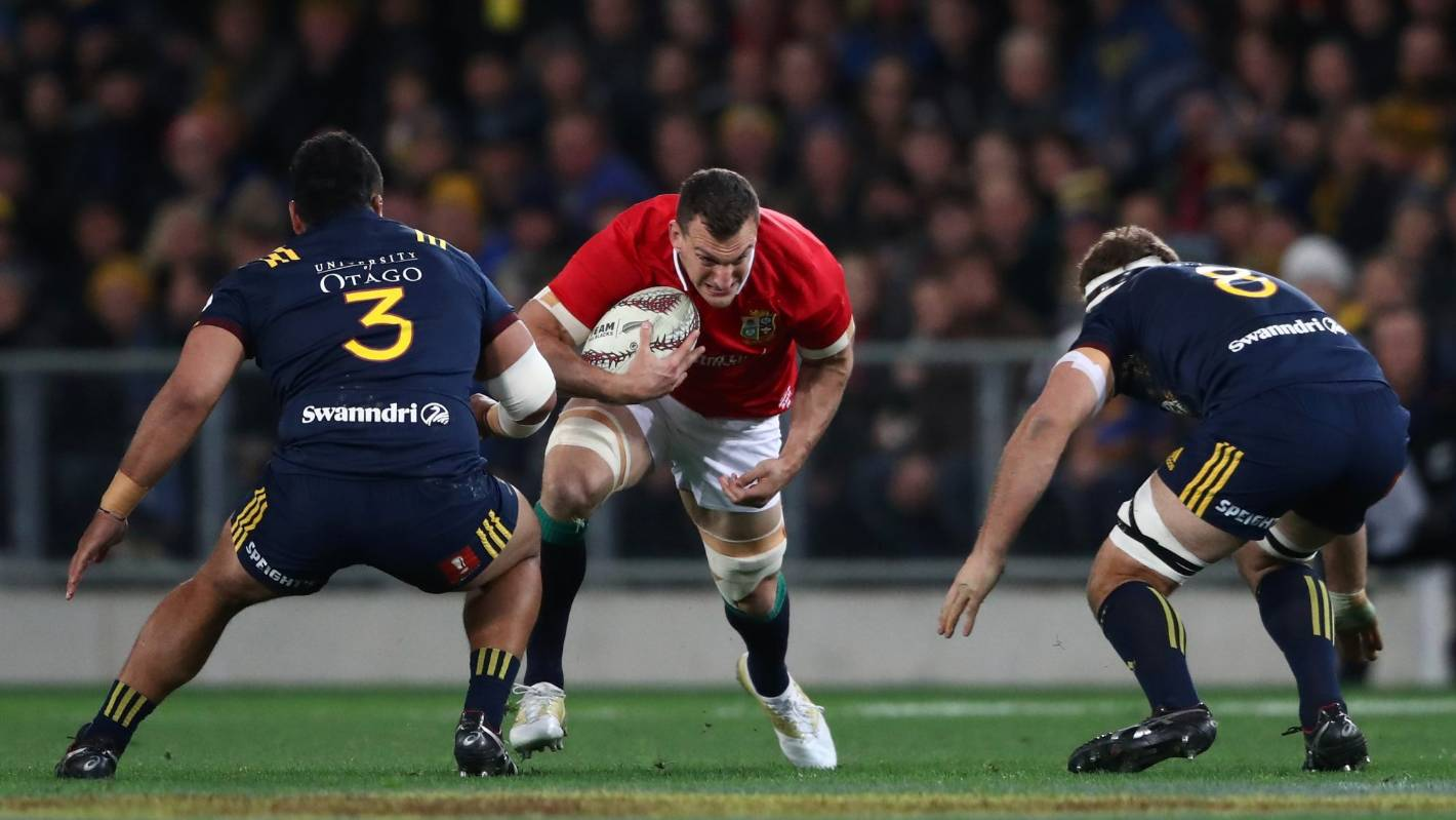 Lions Tour: Mark Reason: Will Sam Warburton make Lions test team? Not on this evidence