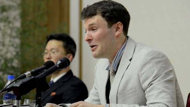 Did North Korea Kill US Student?