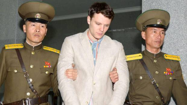Father of UVA Student Otto Warmbier Holds News Conference