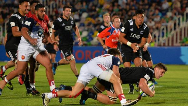 New Zealand to play England in final U20 championships