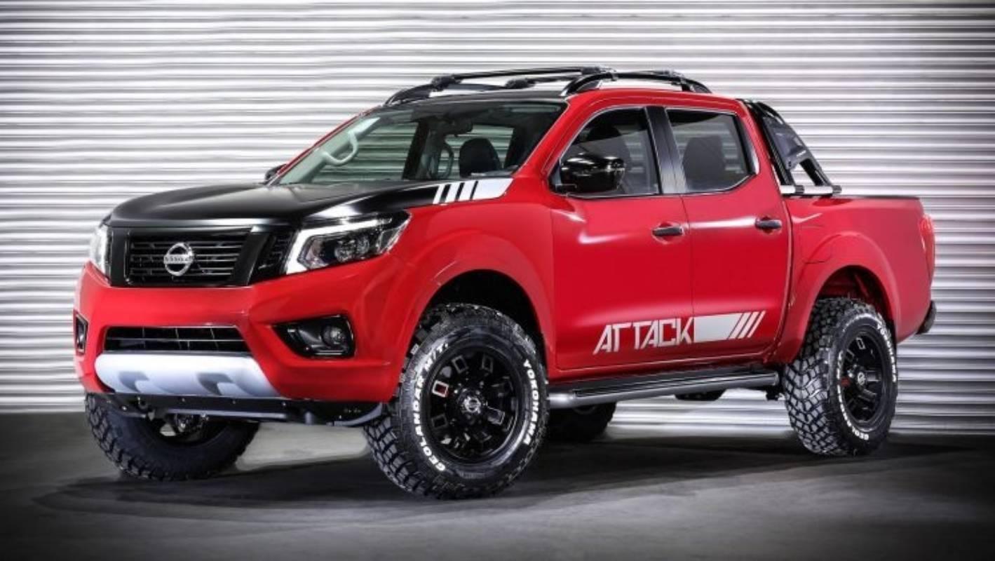 Nissan reveals tough Navara ute concept | Stuff.co.nz