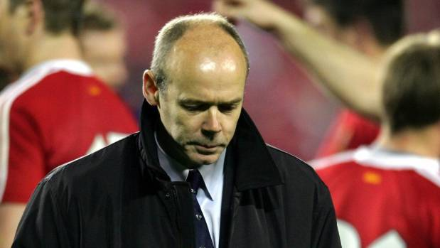 Sir Clive Woodward was Lions coach in New Zealand in 2005.