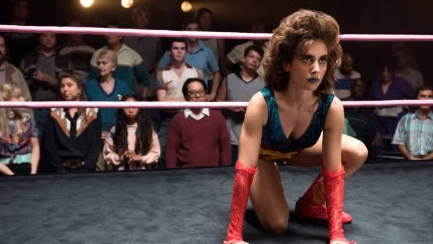 'GLOW' casts 'Orange'-ish light on female wrestling