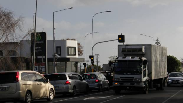 Traffic signals were not working on June 14 at the intersection of Te Atatu Rd and Edmonton Rd.