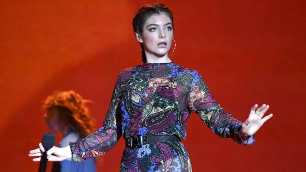 Listen To Lorde's New Album Melodrama