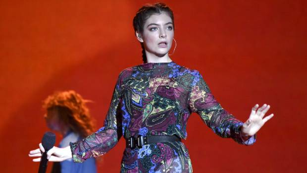 Lorde's Supercut, from her Sophomore album Melodrama released this year, will feature on the Fifa video game's ...