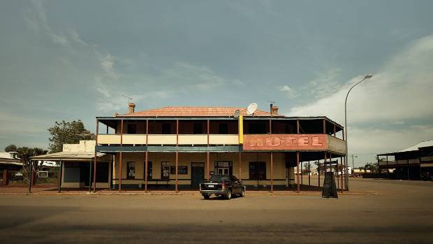 Western Australia's Denver City Hotel is the backdrop for the new documentary  Hotel Coolgardie.