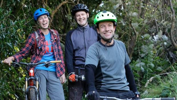 A group of businessmen and mountain bike enthusiasts believe Wellington could become a mecca for mountain bikers on a ...