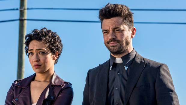 US show Preacher is under fire for depicting a graphic sex scene involving Jesus.