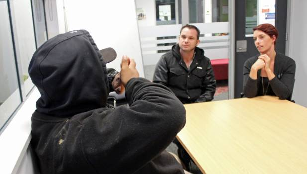 Jarrod Burrell and Kirsty Herbert have helped a Deaf offender turn his life around, helping him with communicating ...