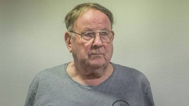 Sidney John Hurst, 78, is sentenced in the Christchurch High Court for sex offending against two girls from 1955 to 1975.