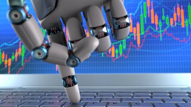 Robots and artifical intelligence programs are taking over jobs, right now, Massey researcher David Broughham said