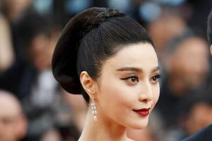 Fan Bingbing looked effortlessly elegant at a recent event.