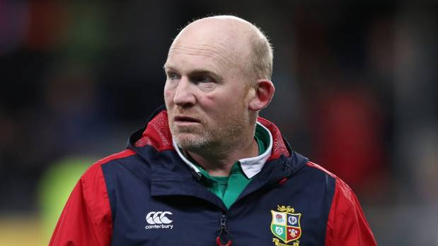 Hogg ruled out for rest of Lions tour
