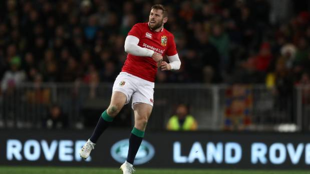 Hogg out of Lions tour with face fracture