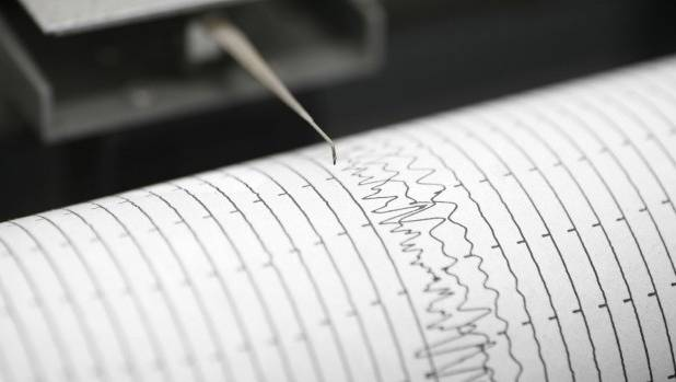 A 4.1 magnitude earthquake has been felt near Stratford.