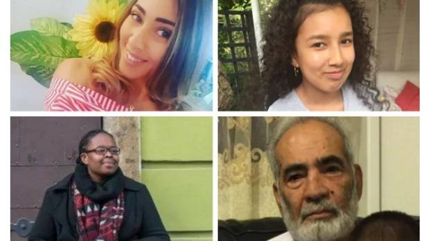 Grenfell Tower fire: 2 young sisters located at hospital by loved ones