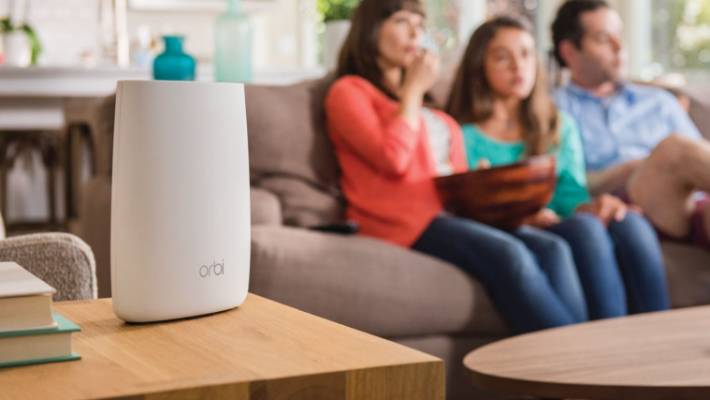 Netgear Orbi can blanket your home in screaming fast wi-fi
