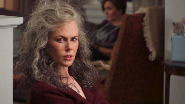 Nicole Kidman stars in Top of the Lake: China Girl, which will air on Sky TV's UKTV from August 22.