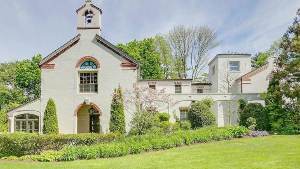 The former chapel of a Long Island estate is now a one-of-a-kind home.