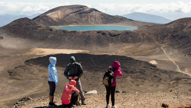 Attractions such as the Tongariro Crossing need management to ensure they continue to be a fantastic experience.