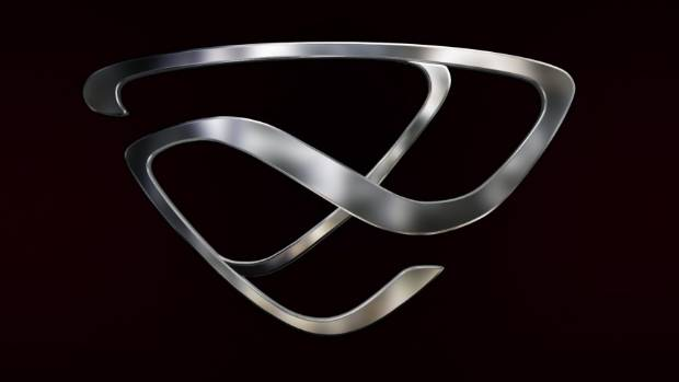 Mazda's Efini badge kind of looks like a confusing squiggle. That should tell you something.