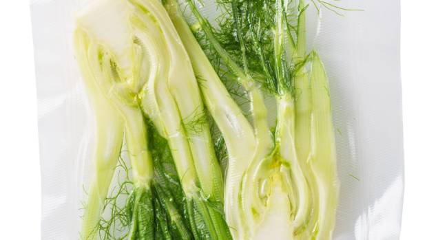 Fennel cooks beautifully using sous vide.