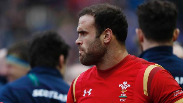 Wales wing Alex Cuthbert out of Samoa clash with shoulder ligament damage