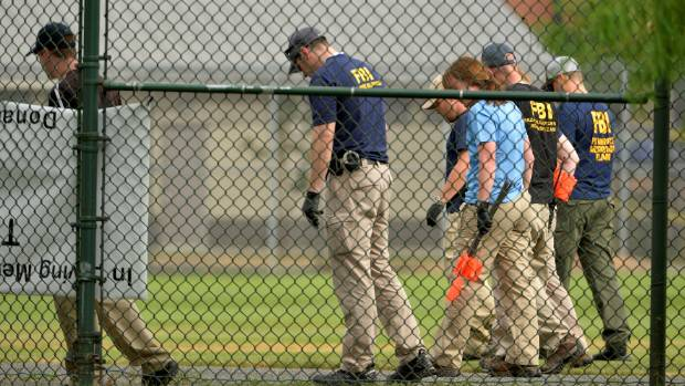 Representative Scalise's condition upgraded to 'serious' after shooting