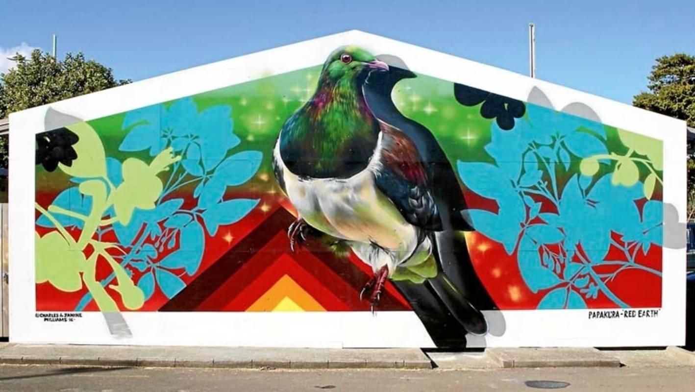 Graffiti Art Auckland