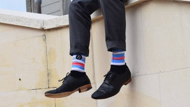 LetterSox is an online sock subscription service. Every month, a new pair of socks will be delivered to your door.