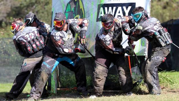 Immortal Knights are up-and-comers on the world paintball scene after taking a win in a semi-professional event in ...