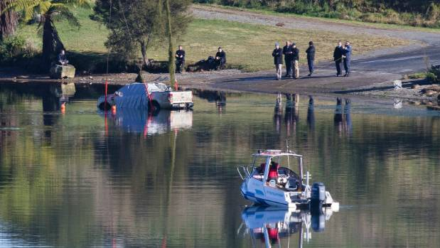 Body found in search for Kim Richmond