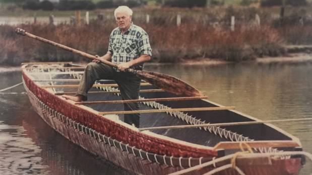 Murray Thacker, of Okains Bay, was a historian, collector and compassionate community man. He died on June 8, 2017.