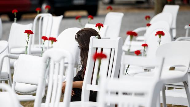 The 185 empty white chairs may get a permanent home in Christchurch.