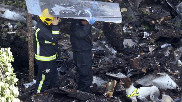 May admits London fire response 'not good enough'