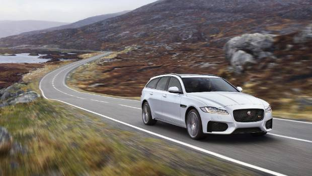 The long-awaited Jaguar XF Sportbrake is an antidote to the SUV craze.