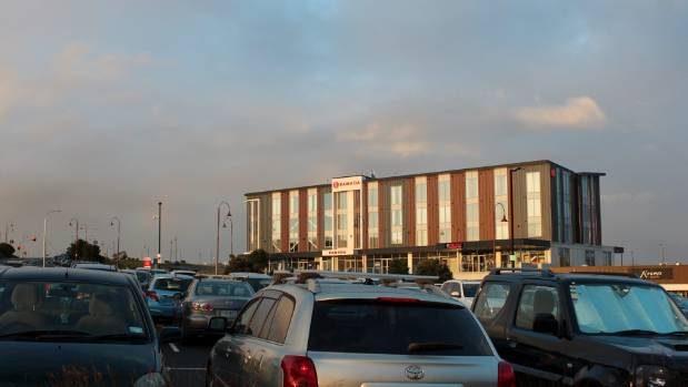 Ramada Suites Albany Overlooks Bus Station And Park N Ride But That Is