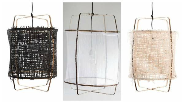 Ay Illuminate works closely with different cultures throughout Africa to create beautiful unique lighting. These lamps ...