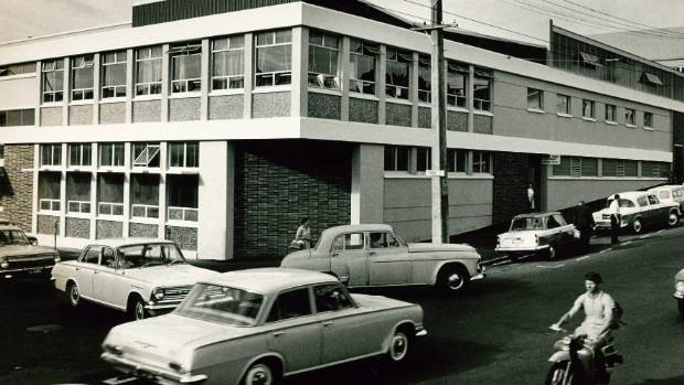 The Taranaki Daily News has been in its current location for 55 years.