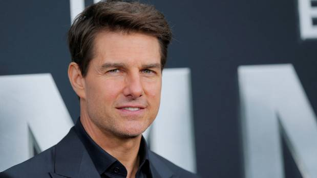 Actor Tom Cruise who is in New Zealand for filming of his movie Mission: Impossible 6.