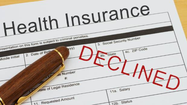 Attach your medical notes to your insurance applications, if you want to be sure you have cover.