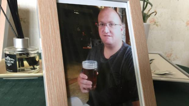 Chris Briggs died of a suspected suicide just three hours after he was released from Palmerston North Hospital.