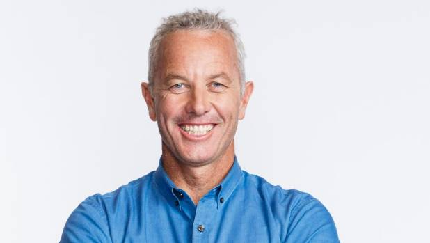 Mark Richardson, television presenter and former Black Cap.